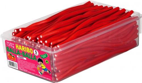 Details zu haribo balla balla erdbeer konfekt stange 3 77eur 1kg