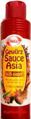 hela gew rz sauce asia s sauer ketchup 465g 4 98eur 1l ebay. Black Bedroom Furniture Sets. Home Design Ideas