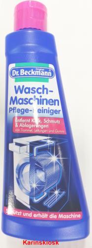 dr beckmann waschmaschinen pflege reiniger entkalker 15. Black Bedroom Furniture Sets. Home Design Ideas