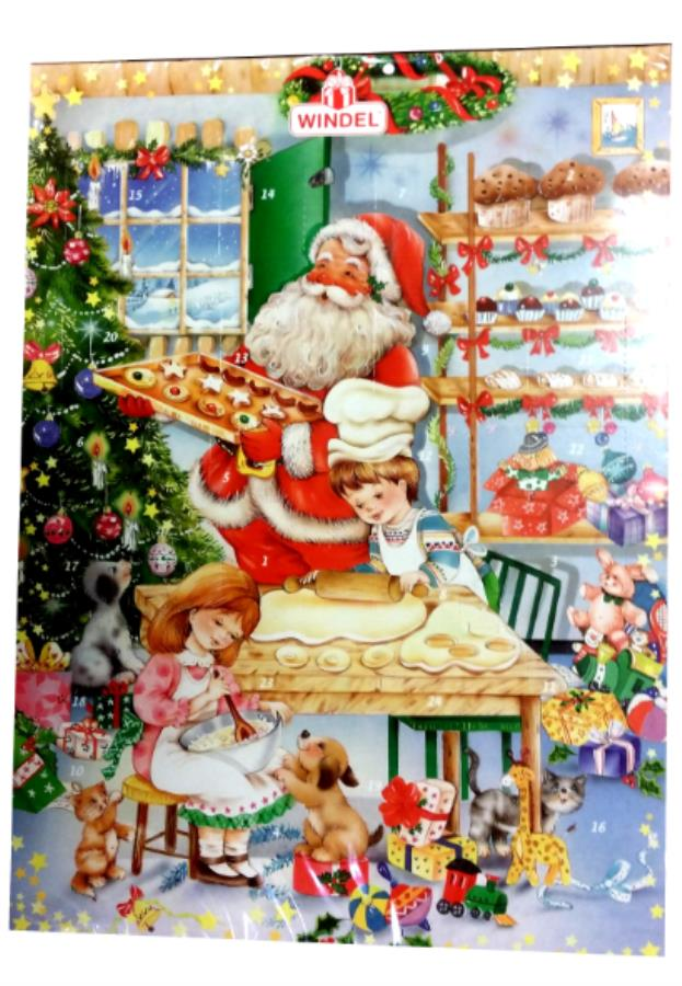 windel adventskalender cello 75g weihnachtskalender schokolade 17 20eur 1kg ebay. Black Bedroom Furniture Sets. Home Design Ideas
