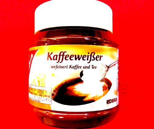 Milchpulver Kaffeeweißer
